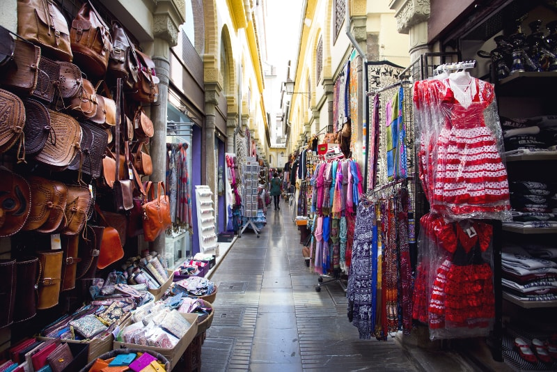 Grand Bazaar Granada - Things to do in Granada