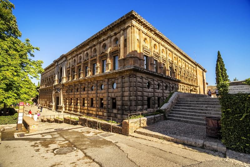 Palacio de Carlos V - things to do in Granada