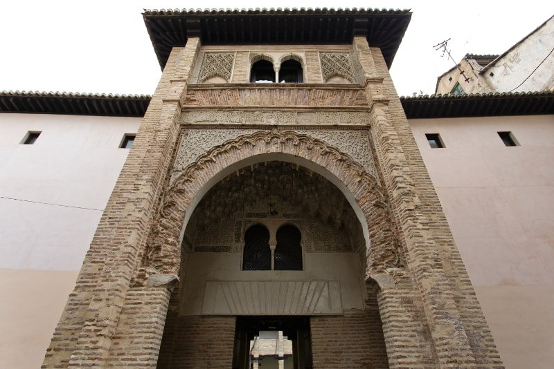 Corral Del Carbon - Things to do in Granada