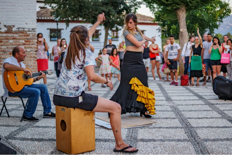 Flamenco - Things to do in Granada