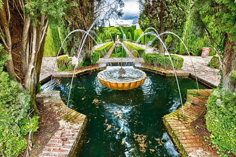Generalife Garden - Things to do in Granada