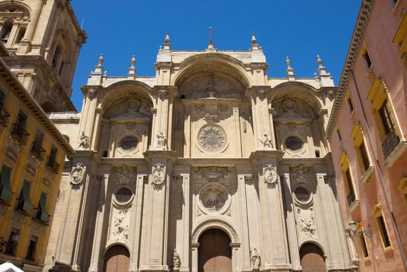 Cathedral - Things to do in Granada