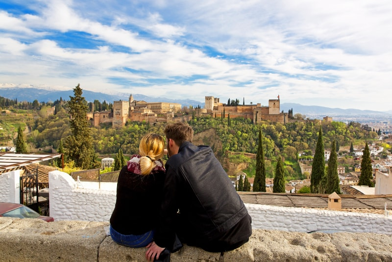Mirador San Nicolas - Unusual Things to do in Granada