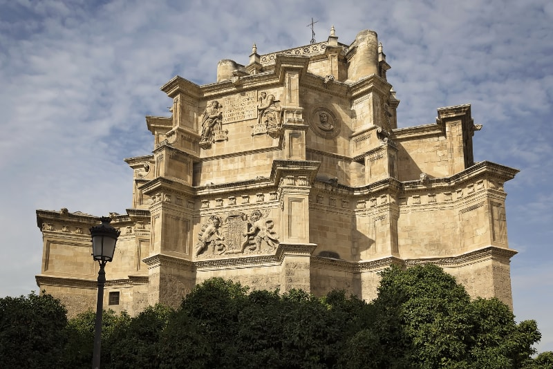 Monasterio San Jeronimo - Things to do in Granada