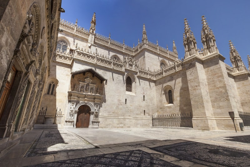 Royal Chapel - Things to do in Granada