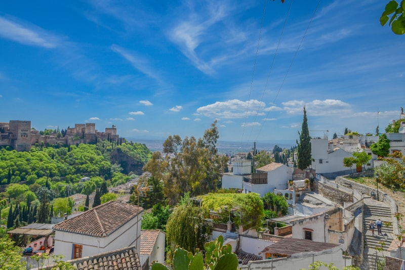Sacromonte District - Things to do in Granada