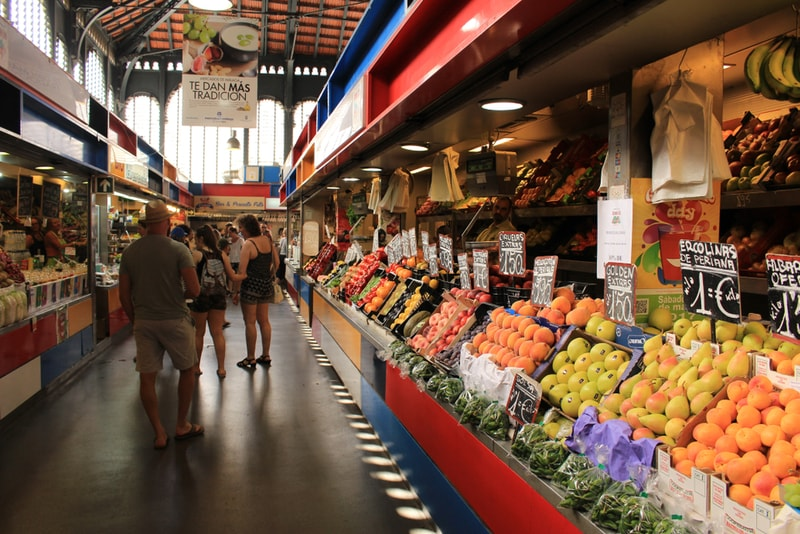 Ataranazas Market - things to do in Malaga