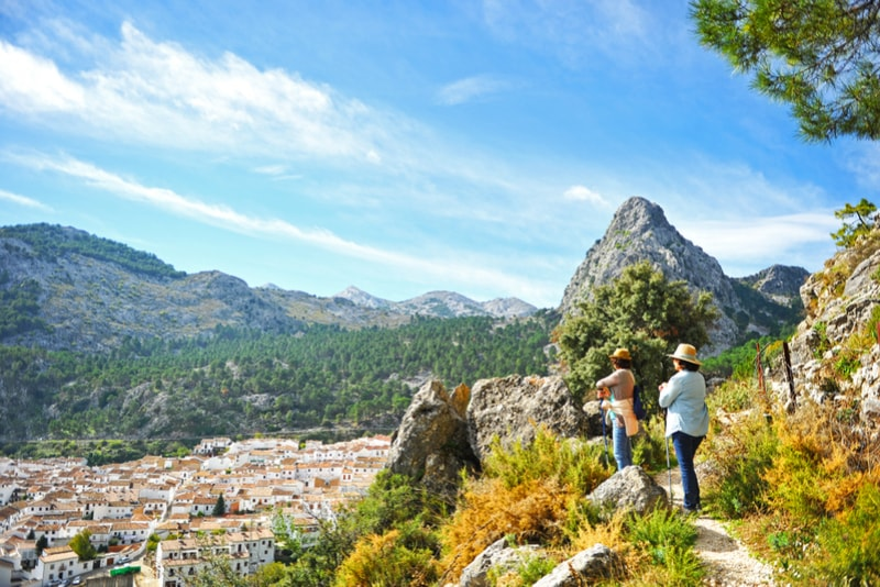 Grazalema -Andalusia travel
