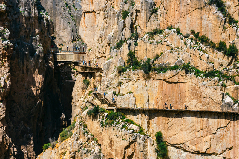 King's Pathway - Things to do in Andalucia