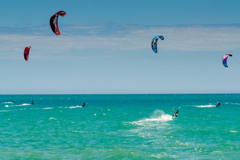 Kitesurfen in Malaga - Sehenswürdigkeiten in Malaga