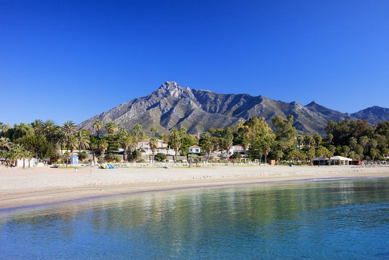Marbella Beach - Things to do in Malaga