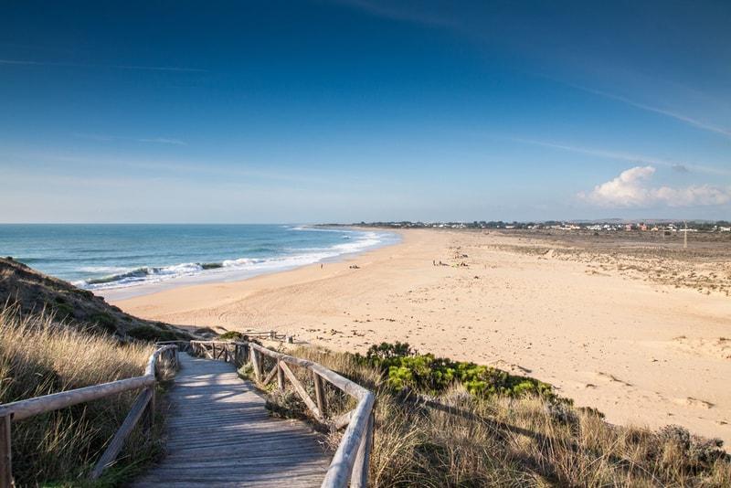Costa de al Luz - Andalusia travel