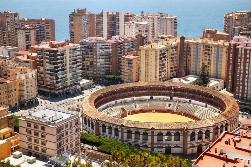 Plaza de Toros Ronda - Sehenswürdigkeiten in Malaga
