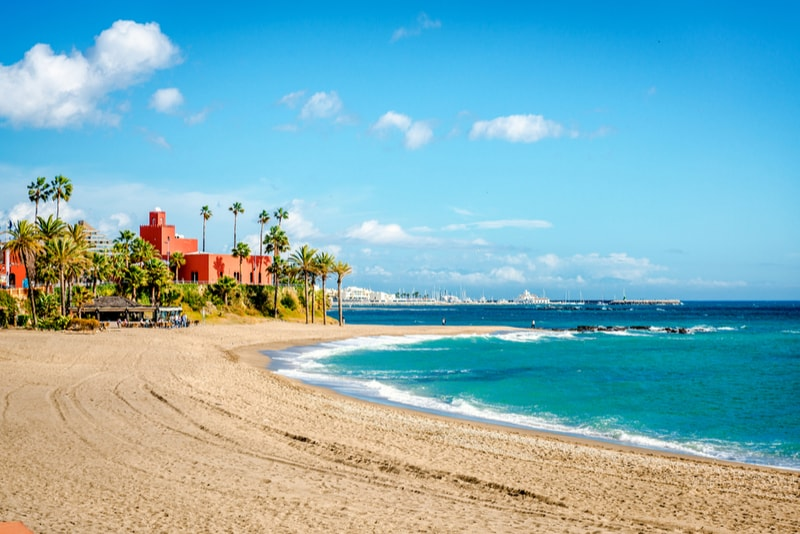 Tropical Coast - Things to do in Malaga