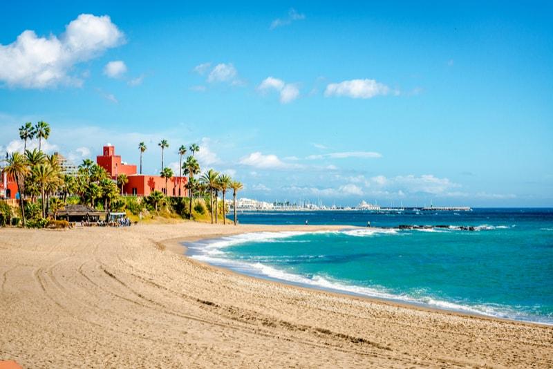 Tropische Küste - Sehenswürdigkeiten in Malaga