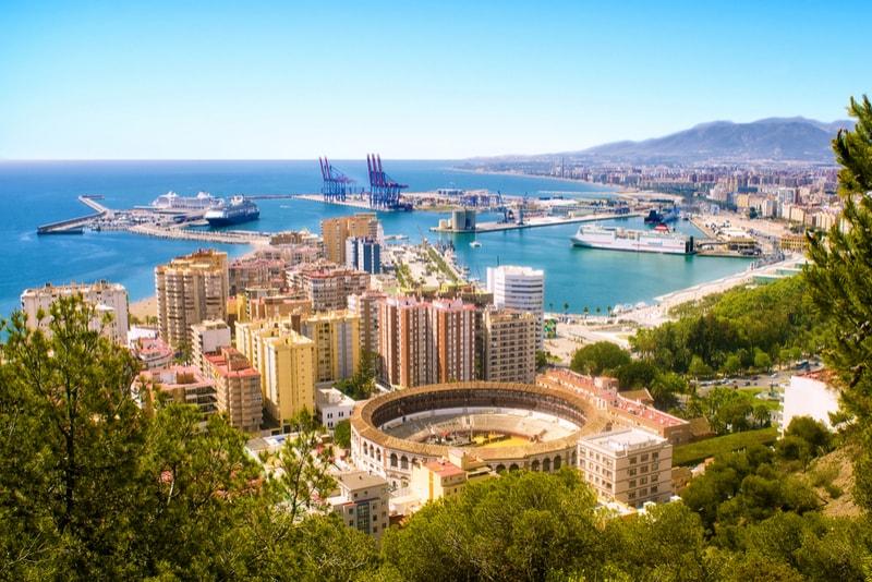 Malaga - Andalusia travel