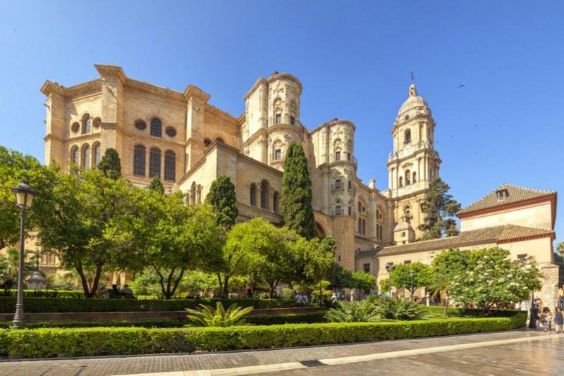 Kathedrale von Malaga - Sehenswürdigkeiten in Malaga