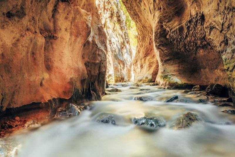 Fluss Chillar - Sehenswürdigkeiten in Malaga