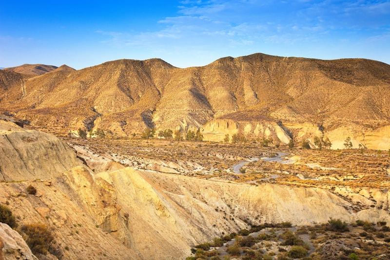 Tabernas Desert - Andalusia travel