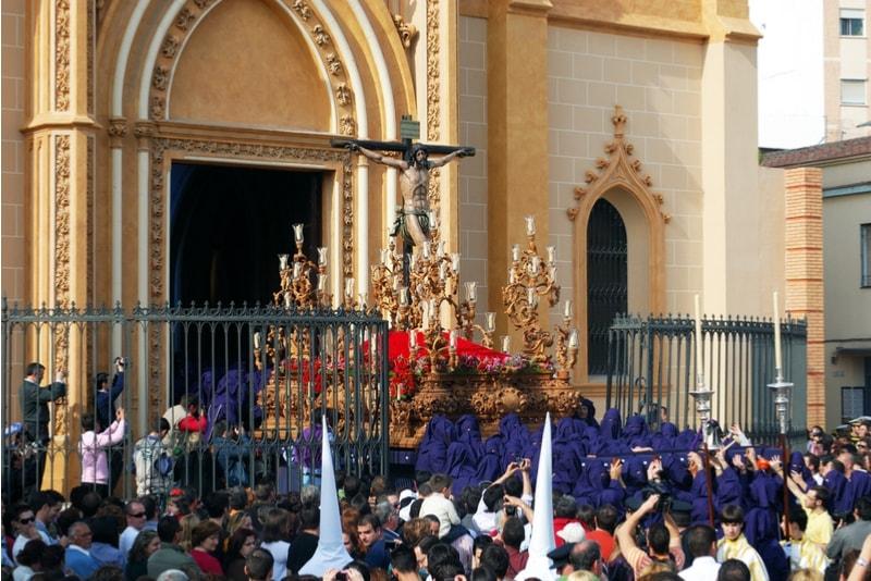 Karwoche - Aktivitäten in Malaga