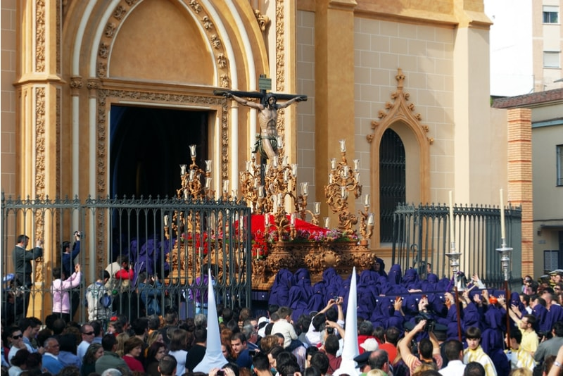 Holy Week - Things to do in Malaga