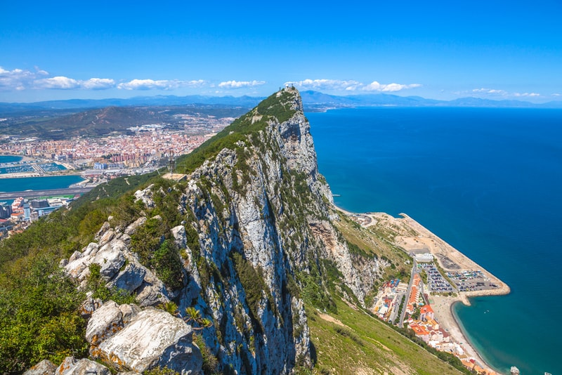 Gibraltar Rock - Things to do in Malaga