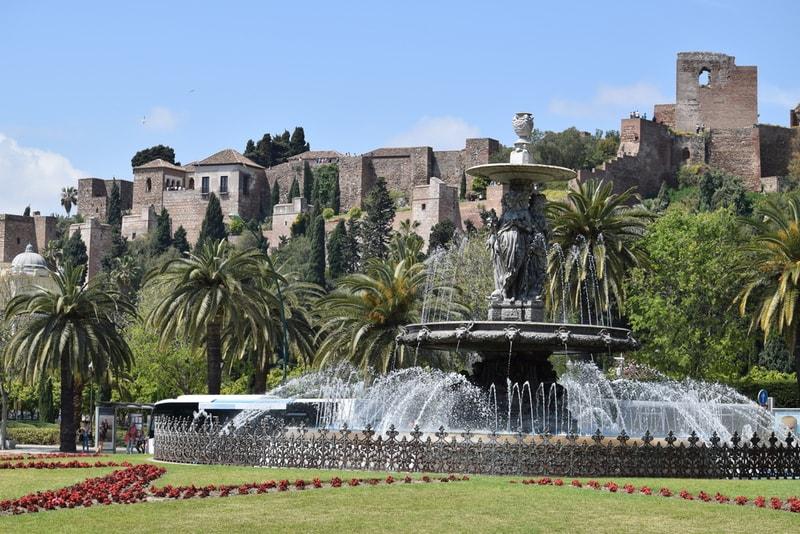 Alcazaba - Sehenswürdigkeiten in Malaga