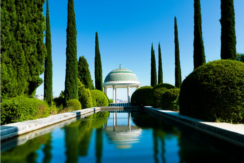 Parque de la Concepcion - Things to do in Malaga