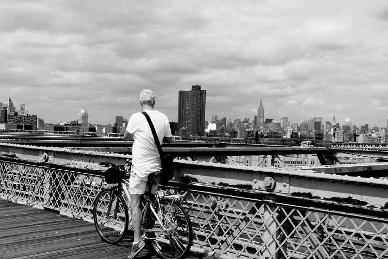 Brooklyn Bridge, NY - A Taste of My Life