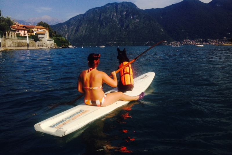 Water sports - things to do in Lake Como