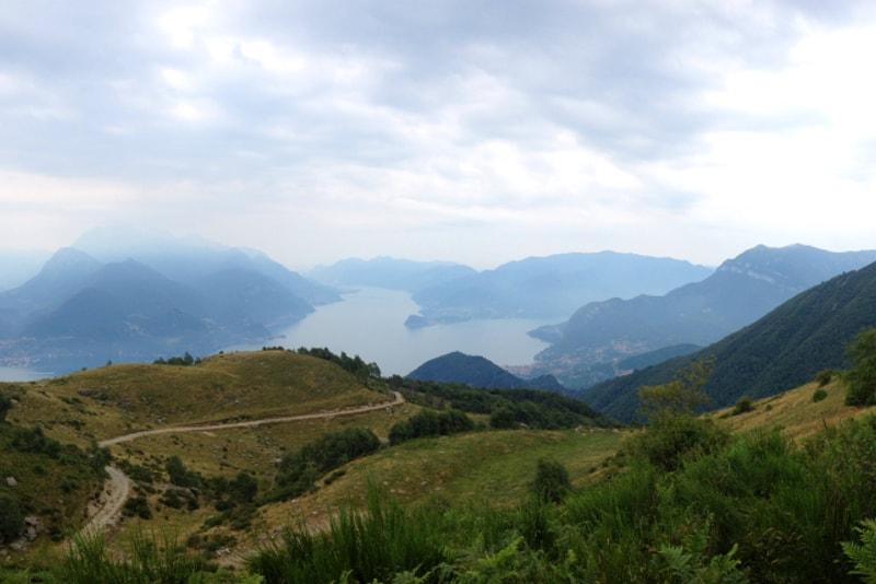 trekking - lago di como: cose da fare e da vedere