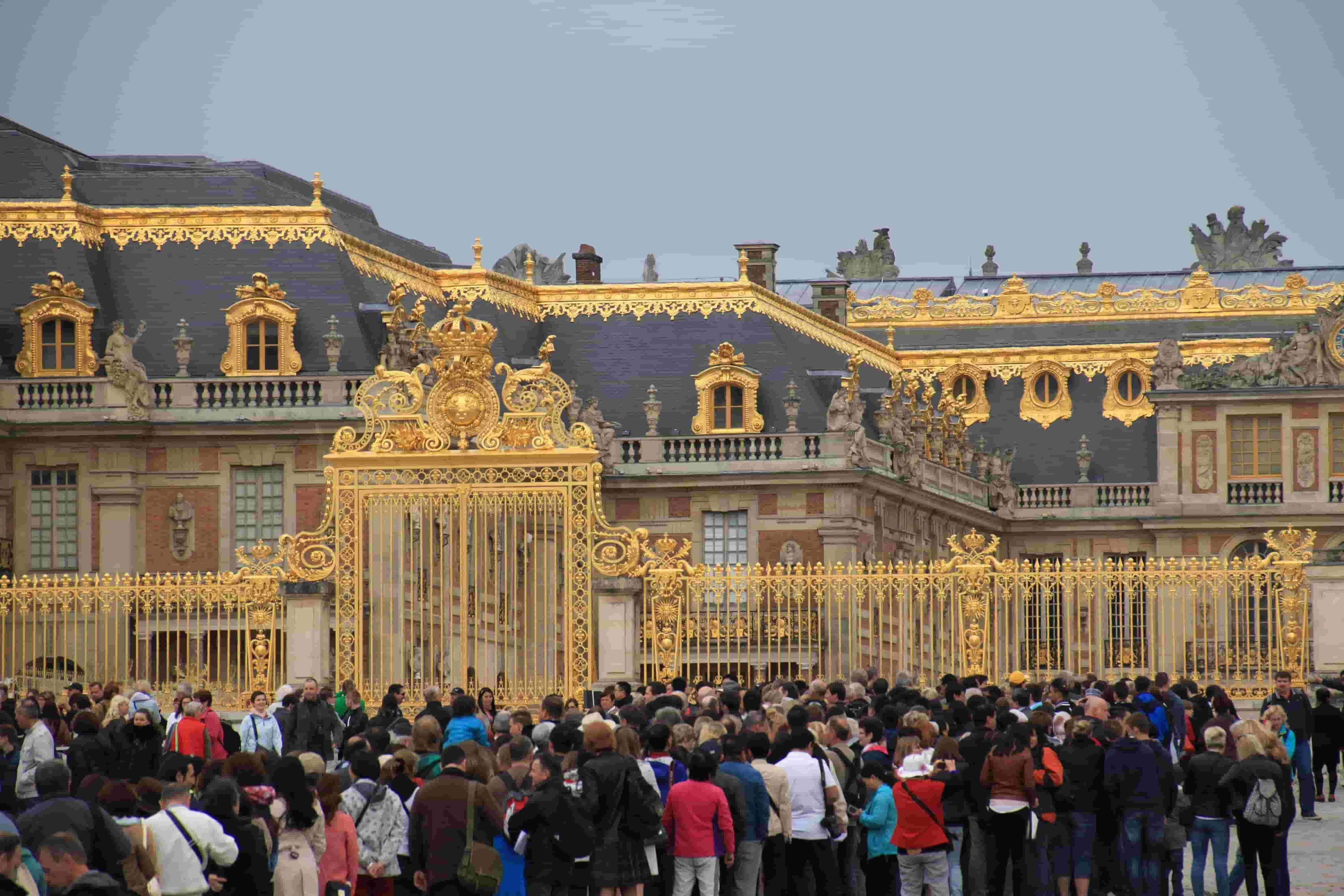 Palais de Versailles - Billets coupe file pour Versailles