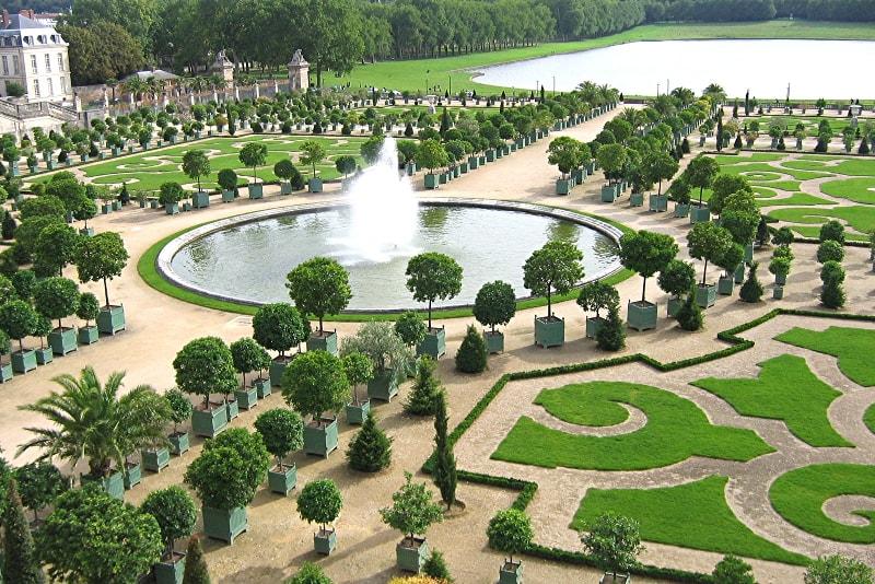 Versailles gardens tickets