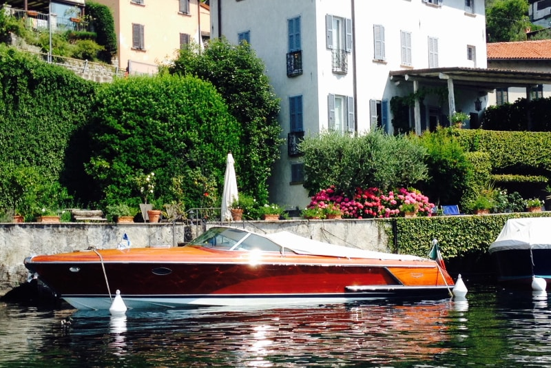 Boat trip - things to do in Lake Como