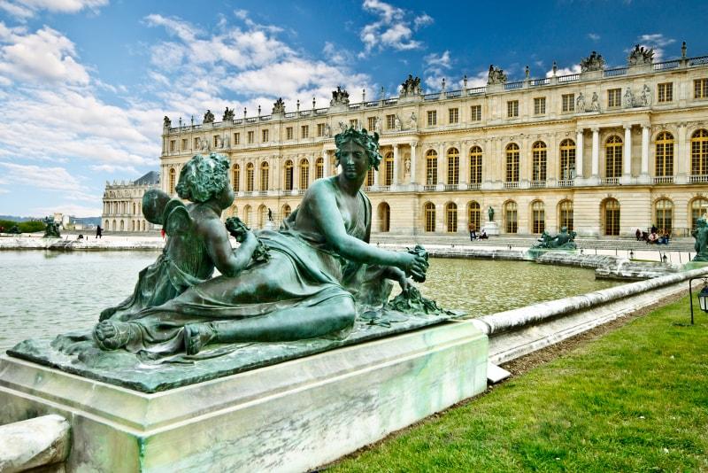 Parterre d'eau - Billets coupe file pour Versailles