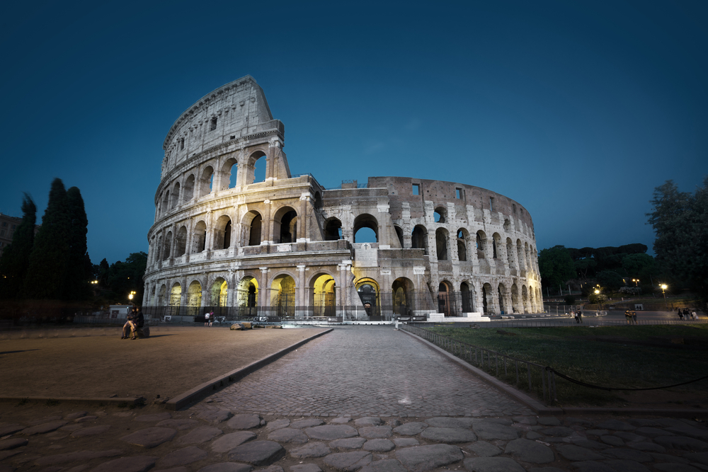 Colosseum night tours