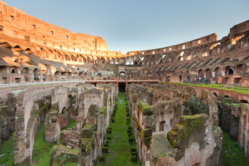 Colosseum Underground Tickets