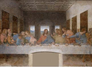 Da Vinci Last Supper tickets