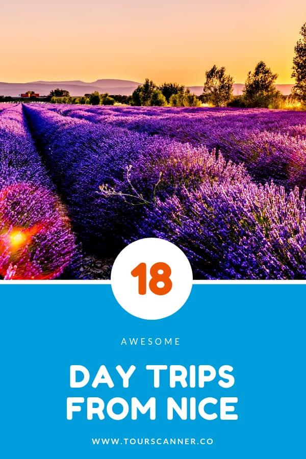 Pinterest - Excursions d'une Journée depuis Nice