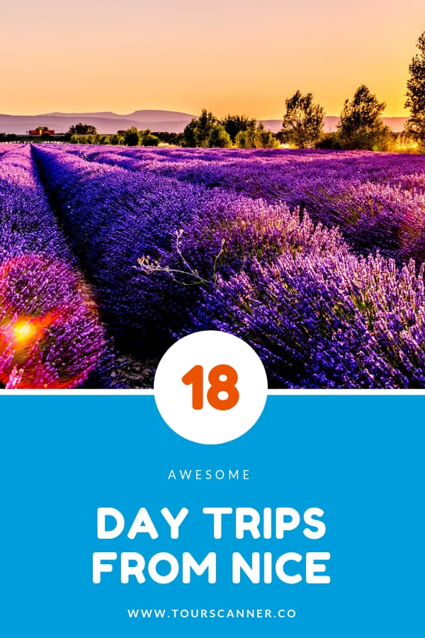 Day Trips From Nice Pinterest