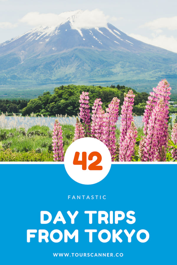 Day Trips From Tokyo Pinterest