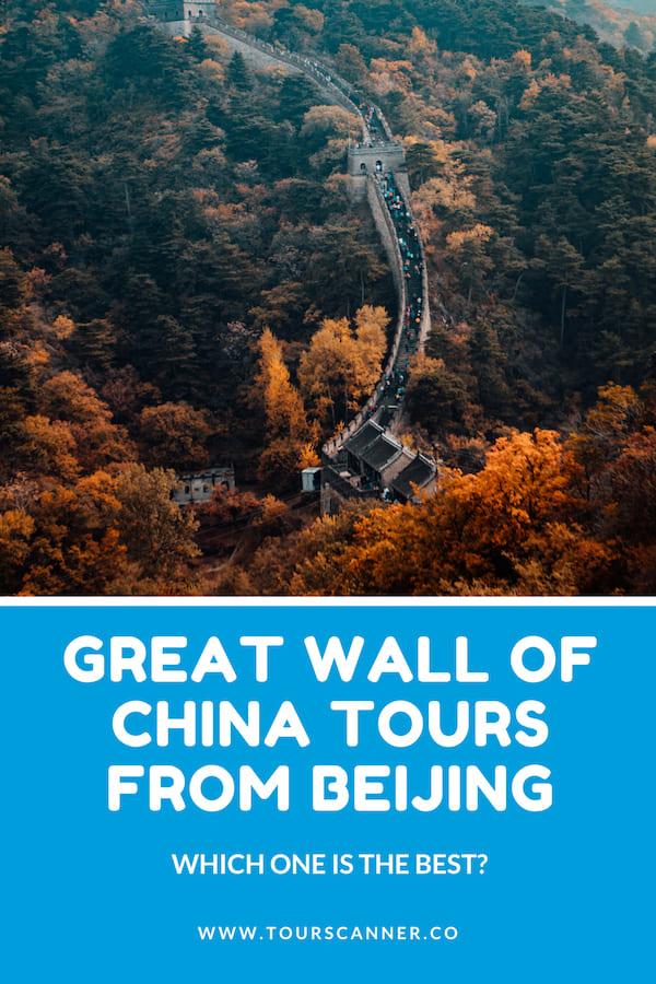 Visitar a Muralha da China - Pinterest