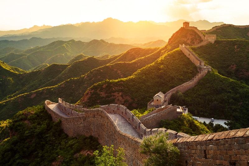 Karte China Mauer.Chinesische Mauer Peking Touren Welcher Abschnitt Ist Am Besten