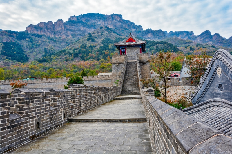 Huangyaguan - Gran Muralla China