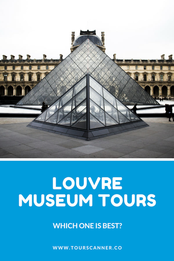 Louvre Museum Tours Pinterest