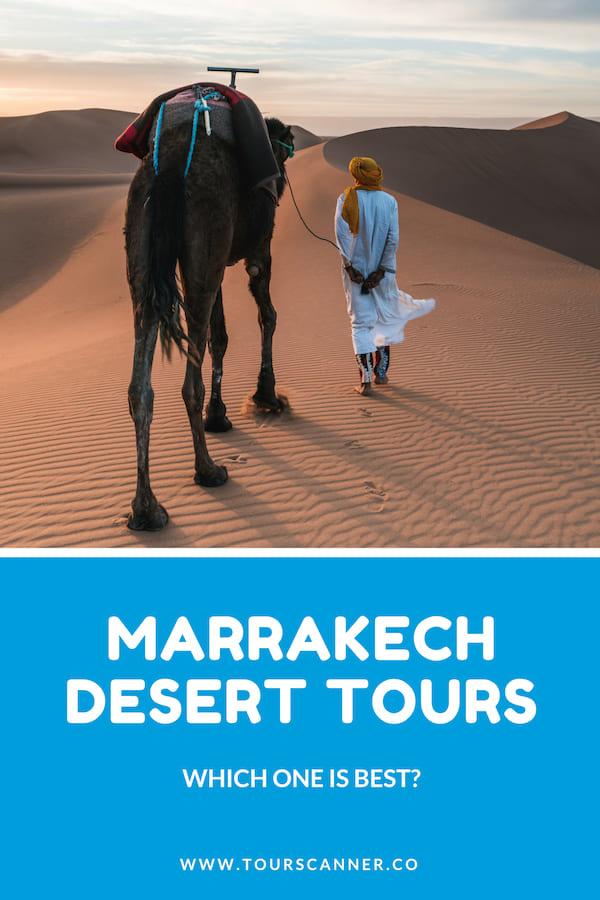 excursions à dos de chameau à Marrakech Pinterest