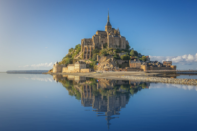 Mont Saint Michel day trips from Paris