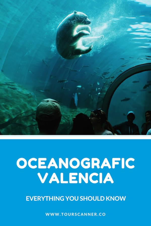 Tickets para o Oceanogràfic de Valencia - Pinterest