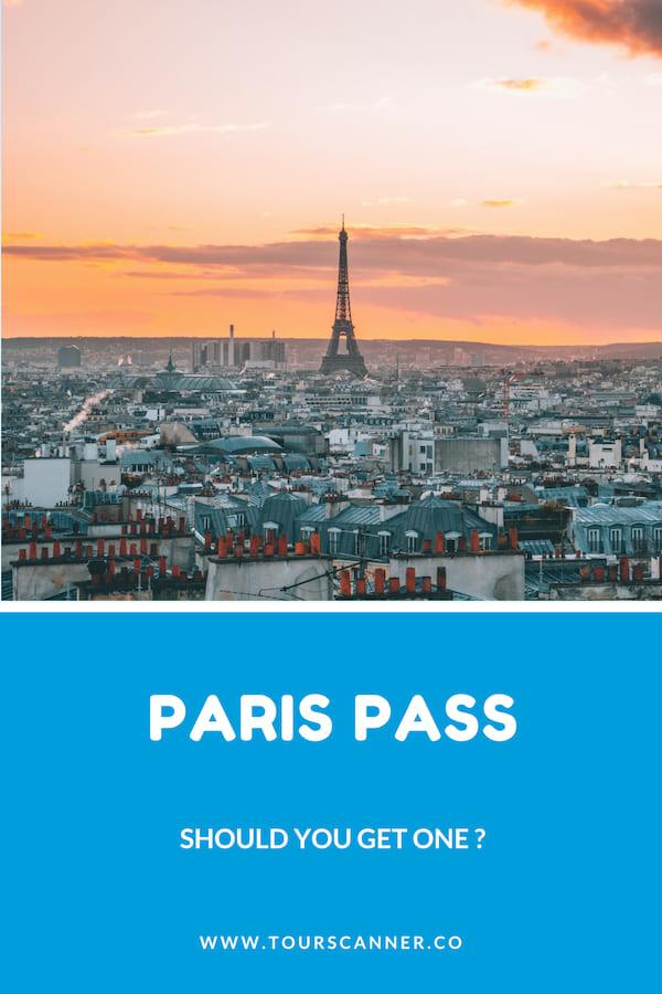 Paris Pass - Vale a Pena - Pinterest