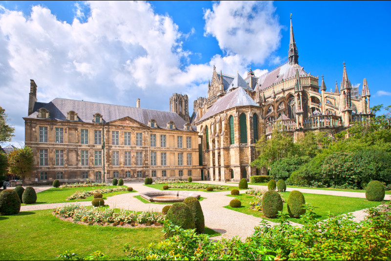 Reims day trips from Paris